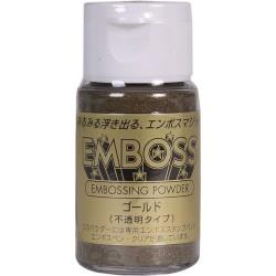 "Embossing powder ""Oro"", polvo para embossing Opaco"