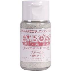"""Embossing powder """"Blanco Brillante"""""""