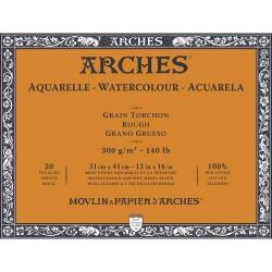 Bloc para Acuarela 100% Algodón G. Grueso, 31x41 cm