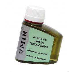 Aceite de Linaza Decolorada, MIR