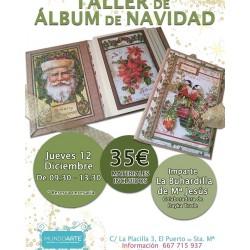 Taller de Album de Navidad