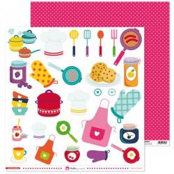 """Colección """"En mi cocina"""", Anita y su Mundo"""