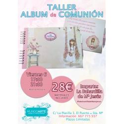 Taller de Álbum de Comunión
