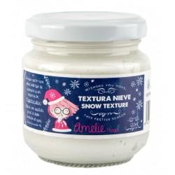 Pasta de textura efecto Nieve 120 ml