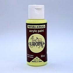 Acrílicas La Europea de Bona Pint