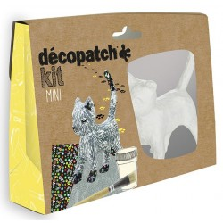 Kit de iniciación al Decopatch, Gato