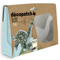 Kit de iniciación al Decopatch, Dinosaurio
