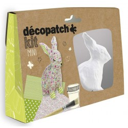 Kit de iniciación al Decopatch, Conejito