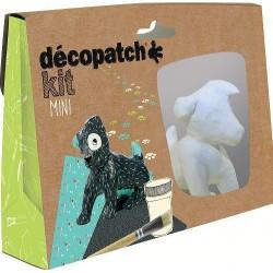 Kit de iniciación al Decopatch, Perrito Negro