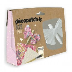 Kit de iniciación al Decopatch, Mariposa