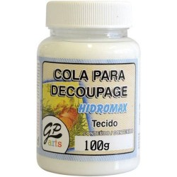 Cola para Decoupage para tejido Gato Preto, 100gr