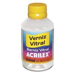 Barniz Vitral Acrilex, 100ml