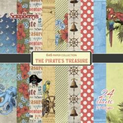 Colección The Pirate's Treasure, Scrapberry