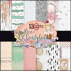 Colección Alice in Candyland, 13@rts