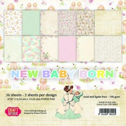 Colección New Baby Born, Crat and You