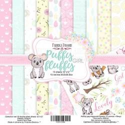 Colección Puffy Fluffy Girl, Fabrika Decoru