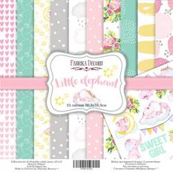 Colección Little Elephant, Fabrika Decoru