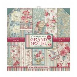 Colección Grand Hotel, Stampería