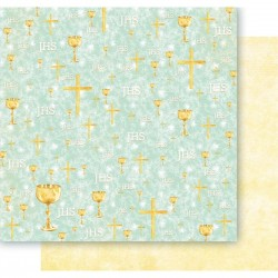 """Papel """"Son of God"""", Colección """"Holy mint day"""", Kora Projects"""
