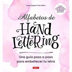Libro Alfabetos Hand Lettering. DRAC