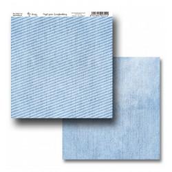 """Colección Papel Amalie Prager. """"Jeans"""""""