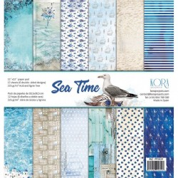 "Colección Papel Kora Project, ""Sea Time"""