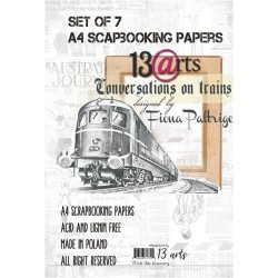 "Colección ""Conversations on Train"", 13@rts"