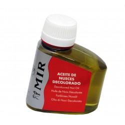 Aceite de Nueces Decolorado MIR, 125 ml.