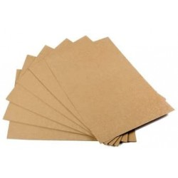 Papel Kraft Natural, A3, 260 gr.