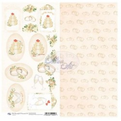"""Papel Colección """"The Beautiful Moments"""", Recortable"""
