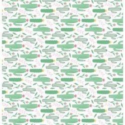 Papel de Cartonaje de Cactus, 32x48,3 cm