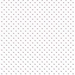 Papel de Cartonaje Blanco-Lunas Mini en Lila, 32x48,3 cm