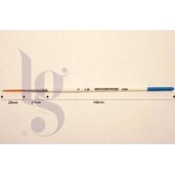 Pincel Delineador Pelo de 2 cm de largo