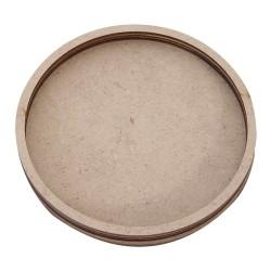 Shaker Círculo de 13 cm de diámetro