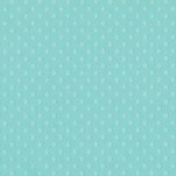 Cartulina con textura de puntos, color Aguamarina
