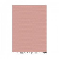 Papel de Cartonaje Kraft Corazones 30X42 cm