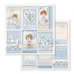 Colección My Little Boy, Stampería