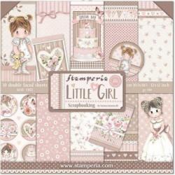 Colección My Little Girl, Stampería