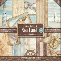 Colección Sea Land, Stampería