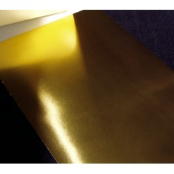 Cartulina Metalizada Oro, 50x32 cm