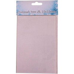 Almohadillas Adhesivas 2.5x2.5x2 mm