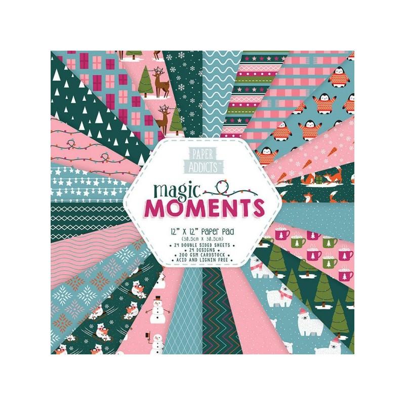 """Colección Papeles """"Magic Moments"""""""