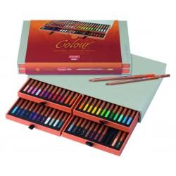 Caja de Lápices Bruynzeel Desing, Color