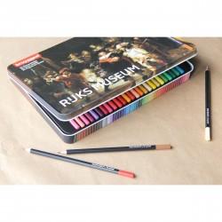 Caja de Lápices Bruynzeel Color, edición especial Musseum