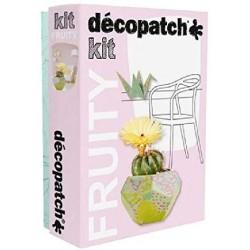 Kit de iniciación al Decopatch, Fruity