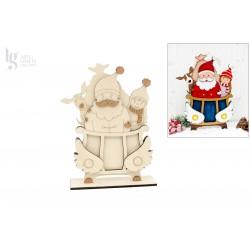 Kit Trineo de Papa Noel
