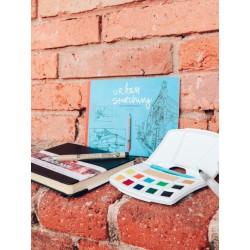 """Set """"Urban Sketching"""" , Talens"""