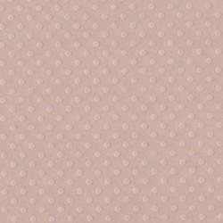 Cartulina con textura de puntos, color Sunset Rose