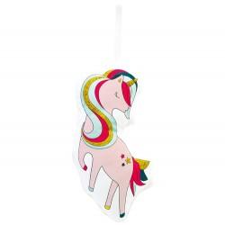 Cojín de Unicornio para pintar, Simone