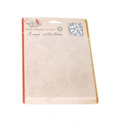 Carpeta Embossing palmera